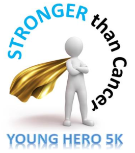 Stronger than Cancer Young Hero 5k 2016 logo3