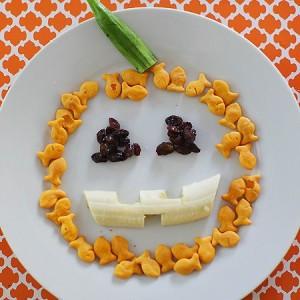 Pumpkin Snack Platter